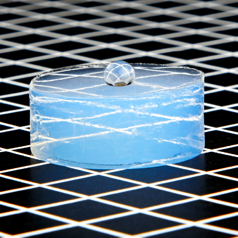 Hydrophobic Silica Aerogel Disc from Aerogel Technologies