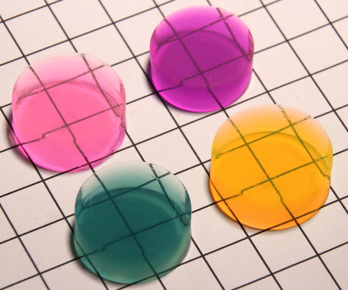 buyaerogel com colored aerogel discs