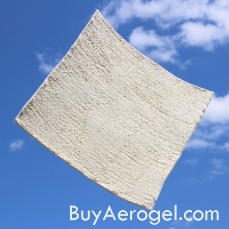 Pyrogel XT Superinsulating Blanket from Aspen Aerogels