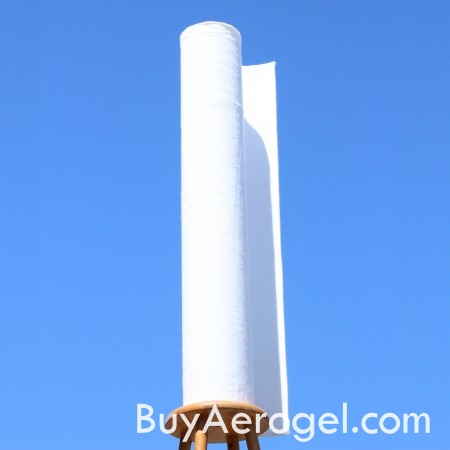 Spaceloft Aerogel Blanket from Aspen Aerogels