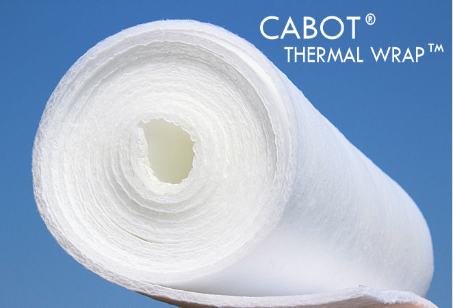Thermal Wrap™ Aerogel Blanket from Cabot Aerogel