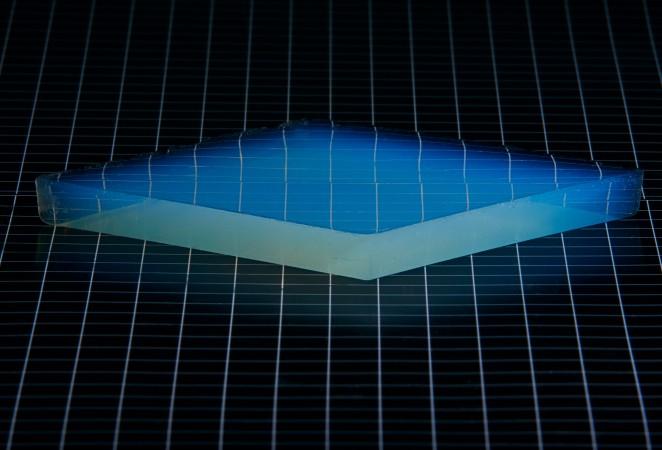 Hydrophobic Silica Aerogel Tiles