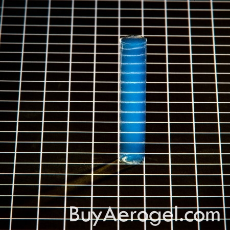 Silica Aerogel Precision Rod Vertical
