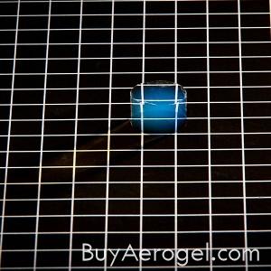 Silica Aerogel Precision Cylinder
