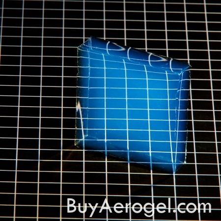 Silica Aerogel Precision 2-in Square